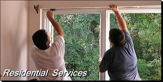 Residential Glass Replacement in Houston
